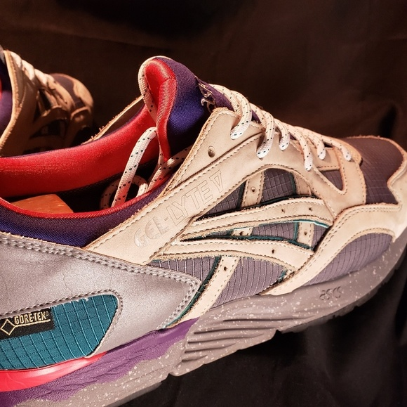 new style aea82 2c970 asics gel lyte 5 Bodega collaboration